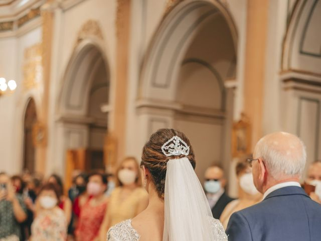 La boda de Elena y Juan Carlos en Artana, Castellón 57