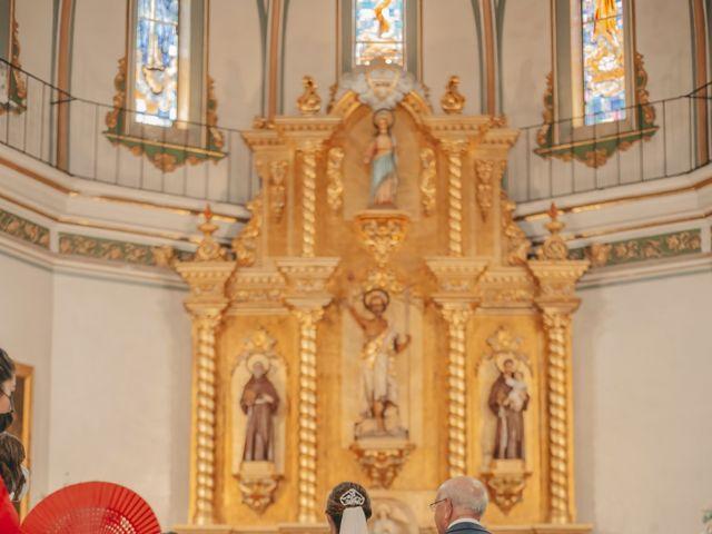 La boda de Elena y Juan Carlos en Artana, Castellón 58