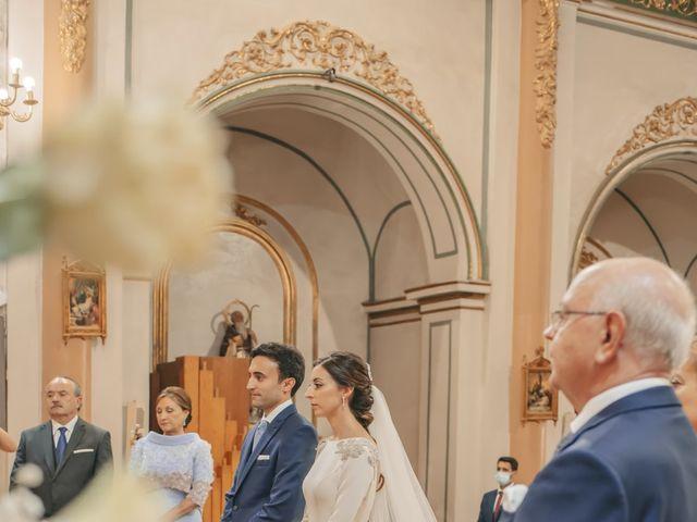 La boda de Elena y Juan Carlos en Artana, Castellón 61