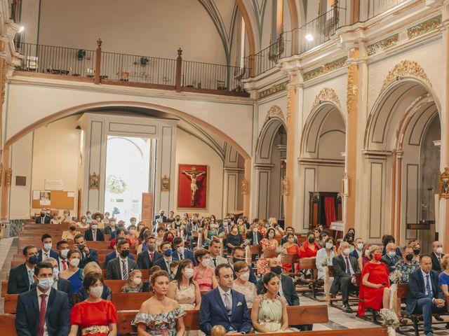 La boda de Elena y Juan Carlos en Artana, Castellón 73