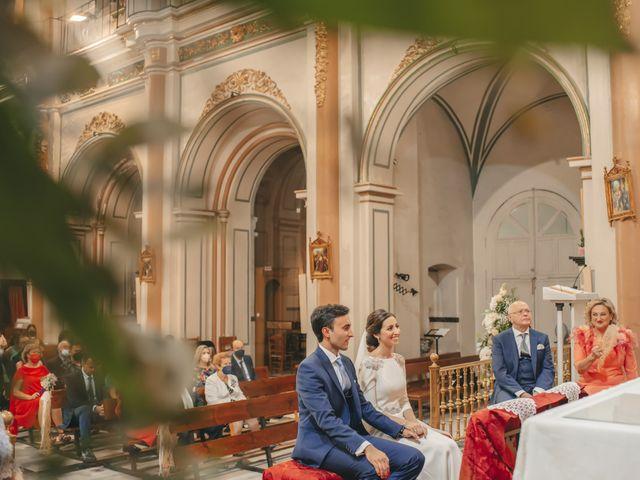 La boda de Elena y Juan Carlos en Artana, Castellón 76