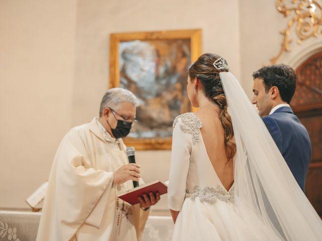 La boda de Elena y Juan Carlos en Artana, Castellón 79
