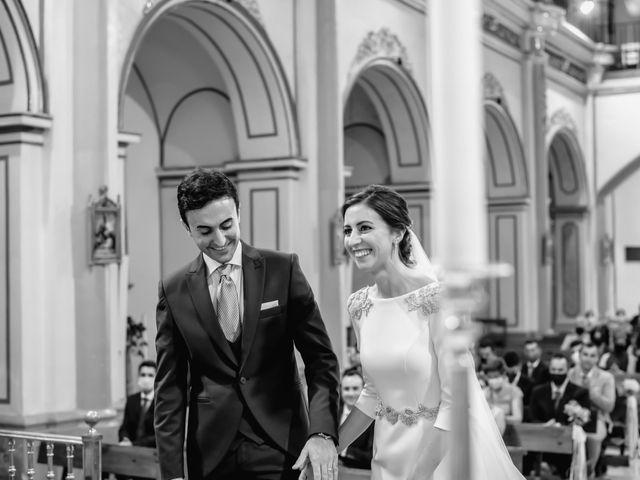 La boda de Elena y Juan Carlos en Artana, Castellón 83