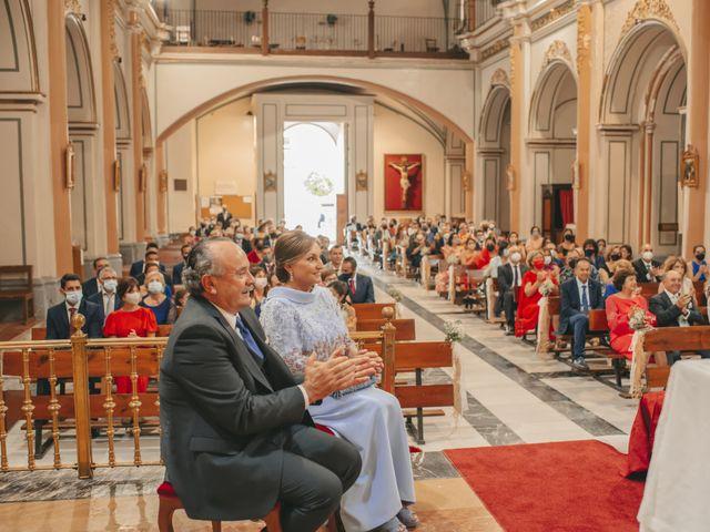 La boda de Elena y Juan Carlos en Artana, Castellón 84