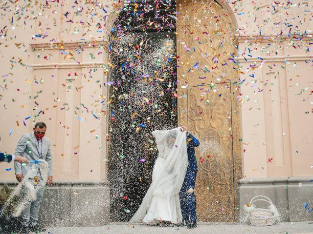 La boda de Elena y Juan Carlos en Artana, Castellón 96