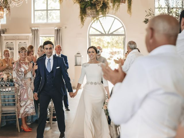 La boda de Elena y Juan Carlos en Artana, Castellón 140