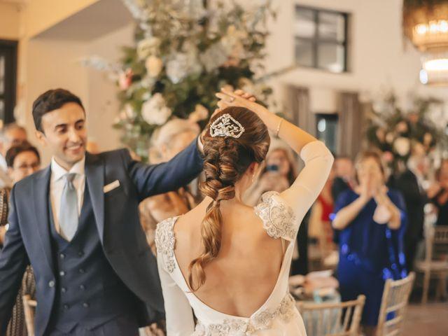 La boda de Juan Carlos y Elena