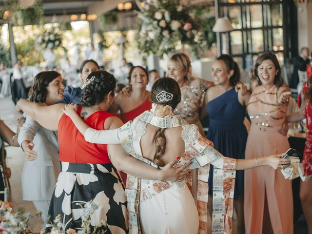 La boda de Elena y Juan Carlos en Artana, Castellón 151