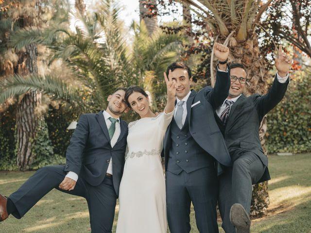 La boda de Elena y Juan Carlos en Artana, Castellón 174