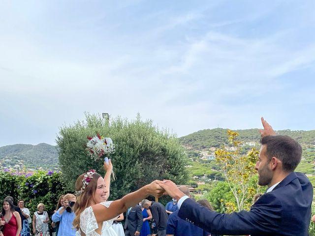 La boda de Cristian y Cris en Cabrils, Barcelona 9