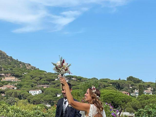 La boda de Cristian y Cris en Cabrils, Barcelona 10