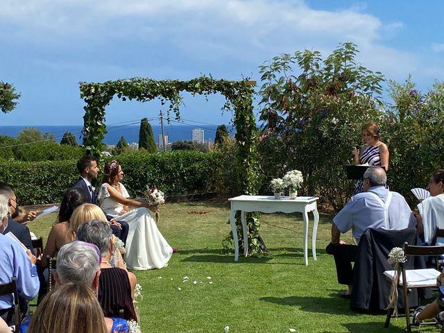 La boda de Cristian y Cris en Cabrils, Barcelona 24
