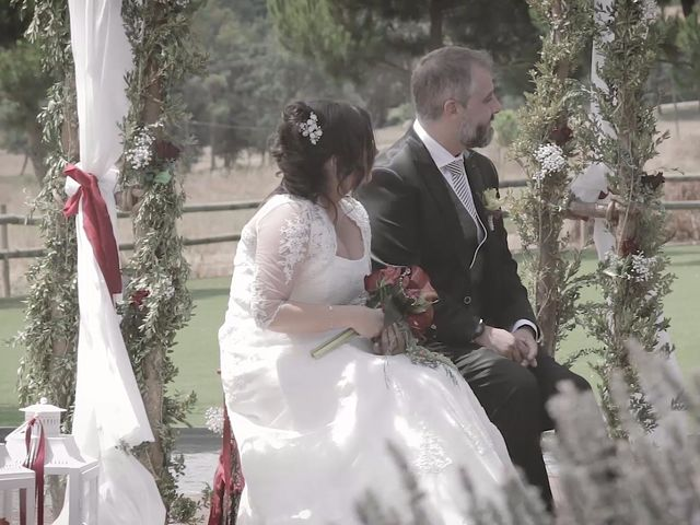 La boda de Rocio y Carles