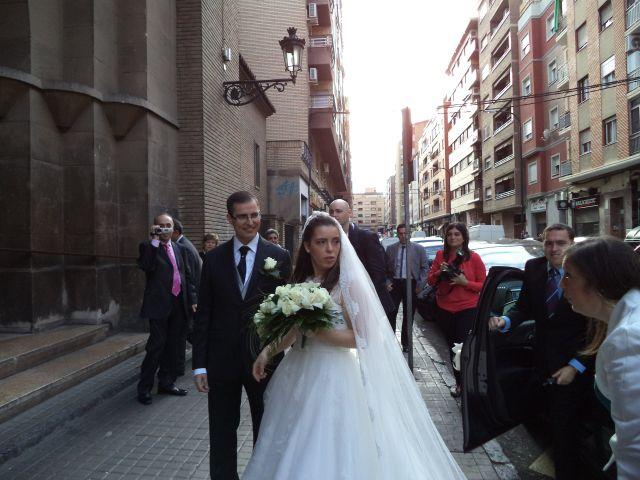 La boda de Jose María y Bella en Zaragoza, Zaragoza 3