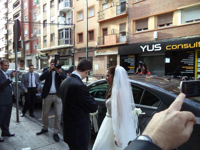 La boda de Jose María y Bella en Zaragoza, Zaragoza 7