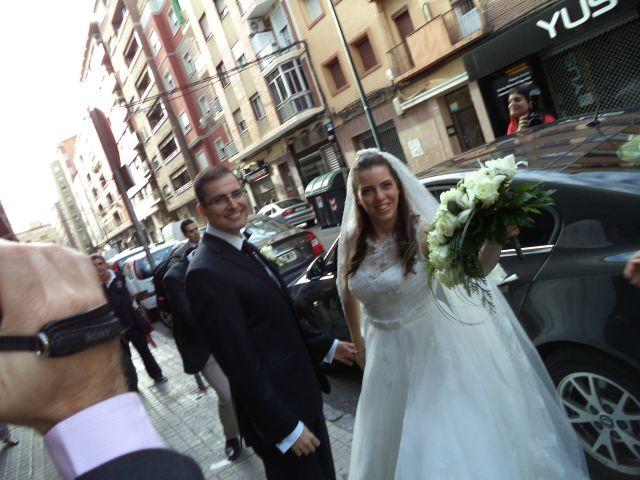 La boda de Jose María y Bella en Zaragoza, Zaragoza 8