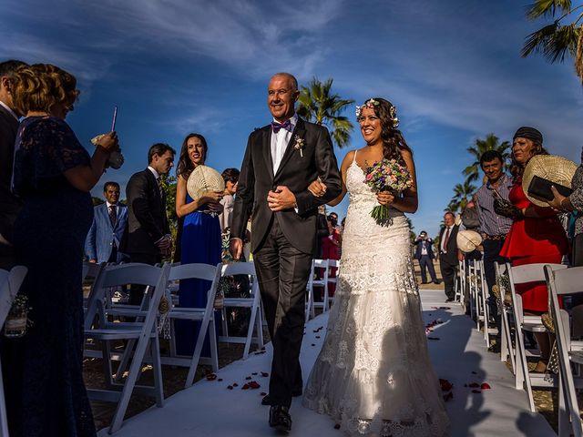 La boda de Jonathan y Soledad en Palos De La Frontera, Huelva 57