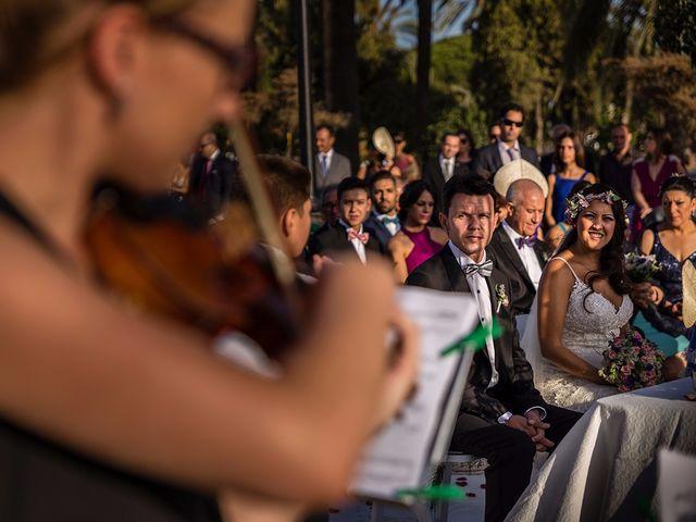 La boda de Jonathan y Soledad en Palos De La Frontera, Huelva 60