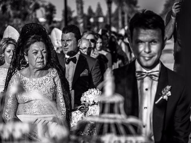 La boda de Jonathan y Soledad en Palos De La Frontera, Huelva 61