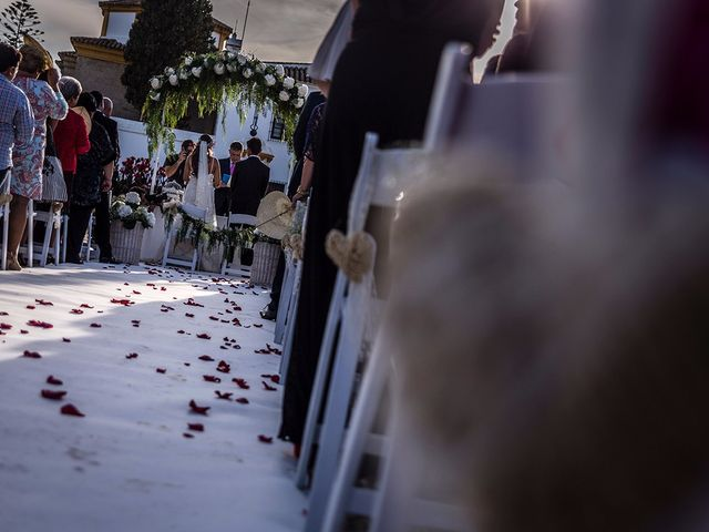 La boda de Jonathan y Soledad en Palos De La Frontera, Huelva 66