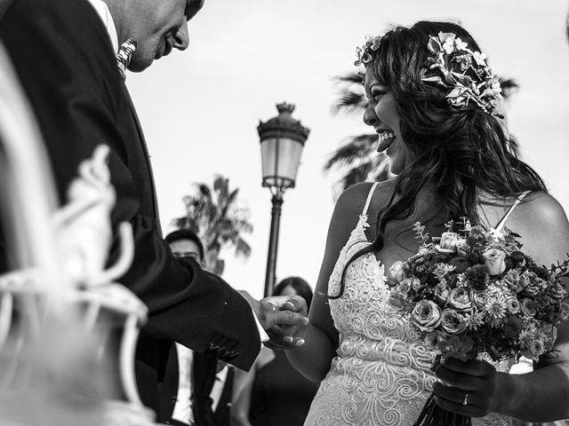 La boda de Jonathan y Soledad en Palos De La Frontera, Huelva 1