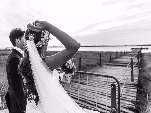 La boda de Jonathan y Soledad en Palos De La Frontera, Huelva 82