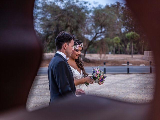 La boda de Jonathan y Soledad en Palos De La Frontera, Huelva 90