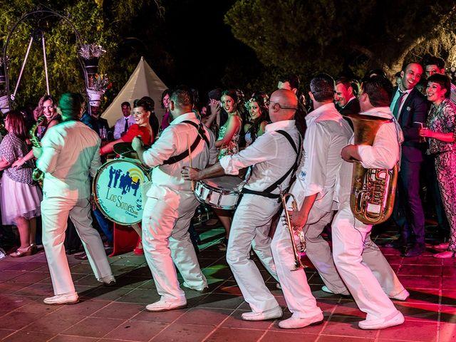 La boda de Jonathan y Soledad en Palos De La Frontera, Huelva 139