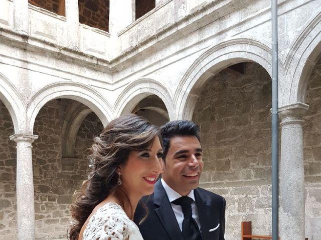 La boda de Iván y Noemí en Santo Estevo De Ribas De Sil, Orense 2