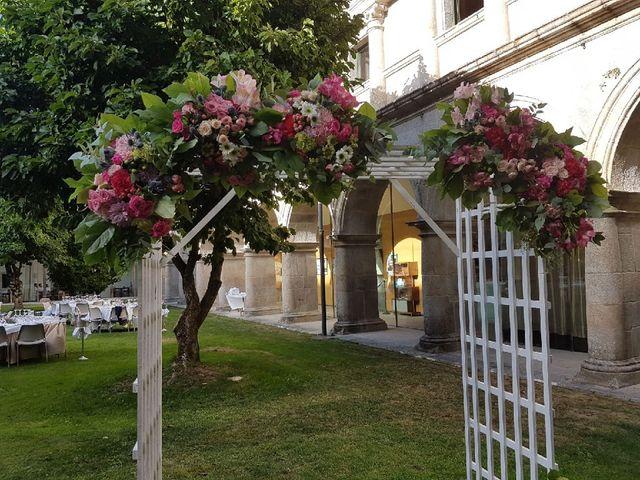 La boda de Iván y Noemí en Santo Estevo De Ribas De Sil, Orense 8