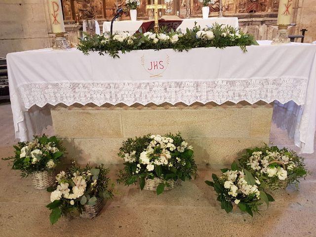 La boda de Iván y Noemí en Santo Estevo De Ribas De Sil, Orense 10