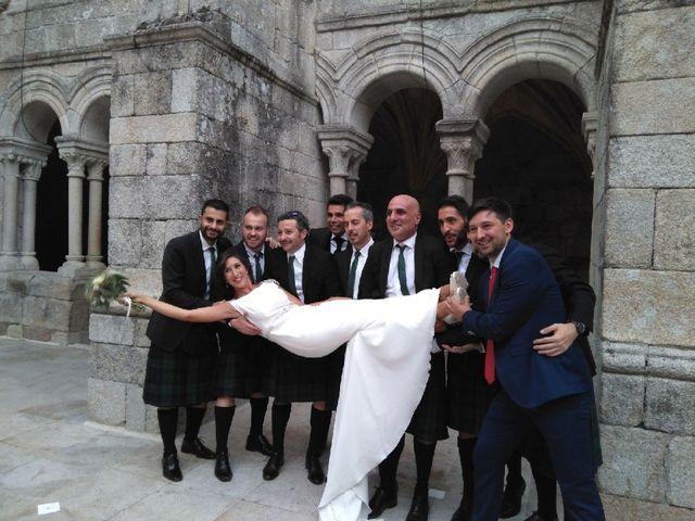 La boda de Iván y Noemí en Santo Estevo De Ribas De Sil, Orense 14