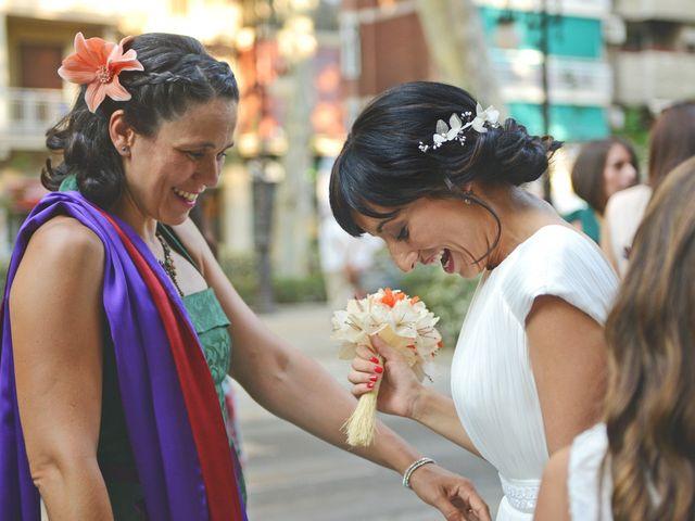 La boda de Jose y Rocio en Fuente Vaqueros, Granada 9
