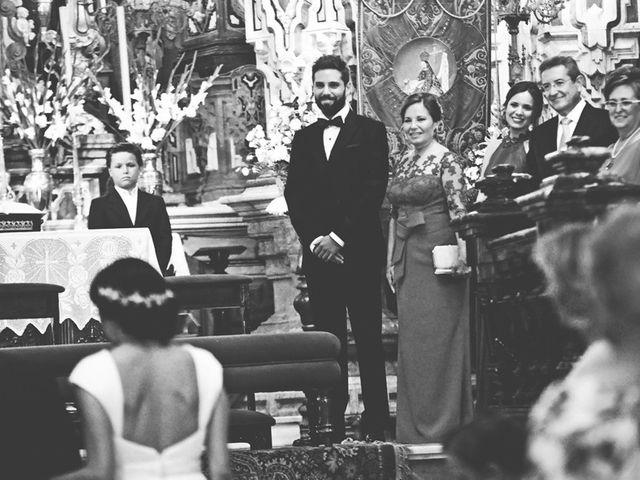 La boda de Jose y Rocio en Fuente Vaqueros, Granada 2