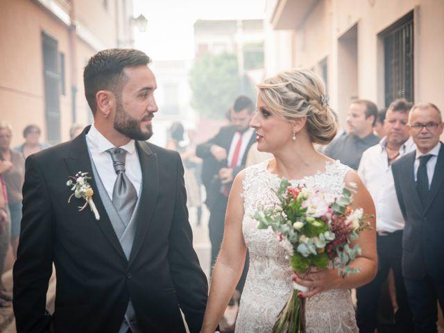 La boda de Xema y Mariam en Alzira, Valencia 18