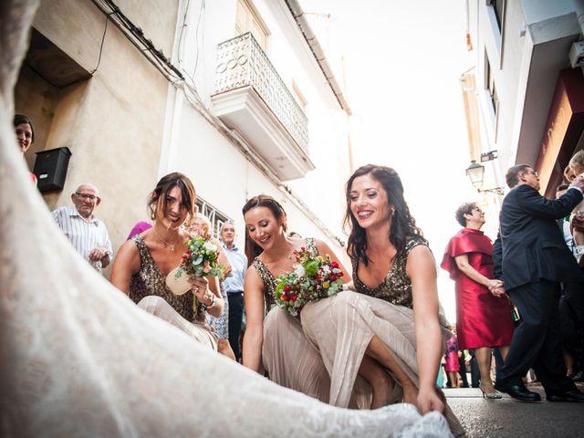 La boda de Xema y Mariam en Alzira, Valencia 20