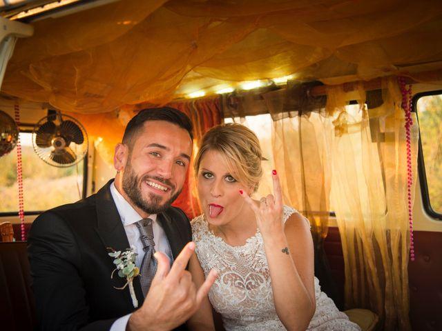 La boda de Xema y Mariam en Alzira, Valencia 38