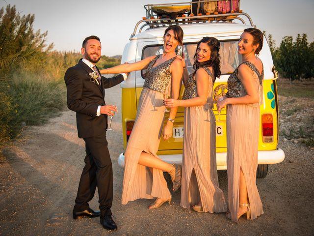 La boda de Xema y Mariam en Alzira, Valencia 40