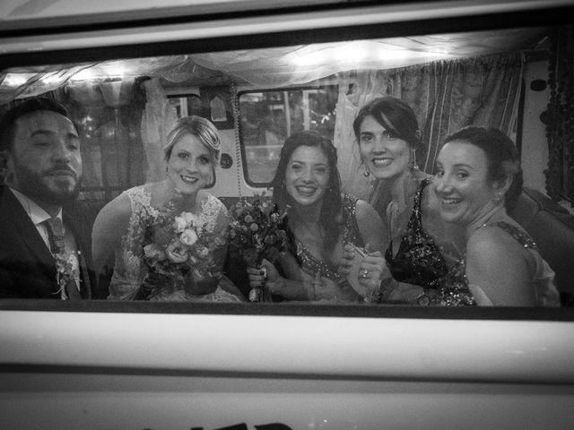 La boda de Xema y Mariam en Alzira, Valencia 41