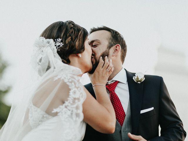 La boda de Conchi y Víctor