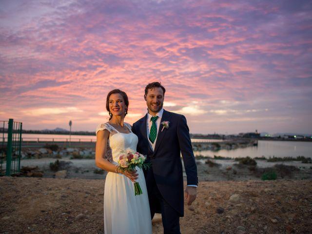 La boda de Daniel y Tamar en San Pedro Del Pinatar, Murcia 2