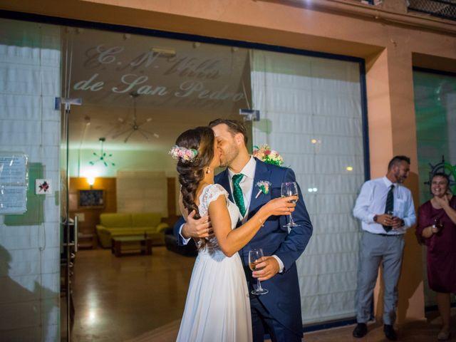 La boda de Daniel y Tamar en San Pedro Del Pinatar, Murcia 4