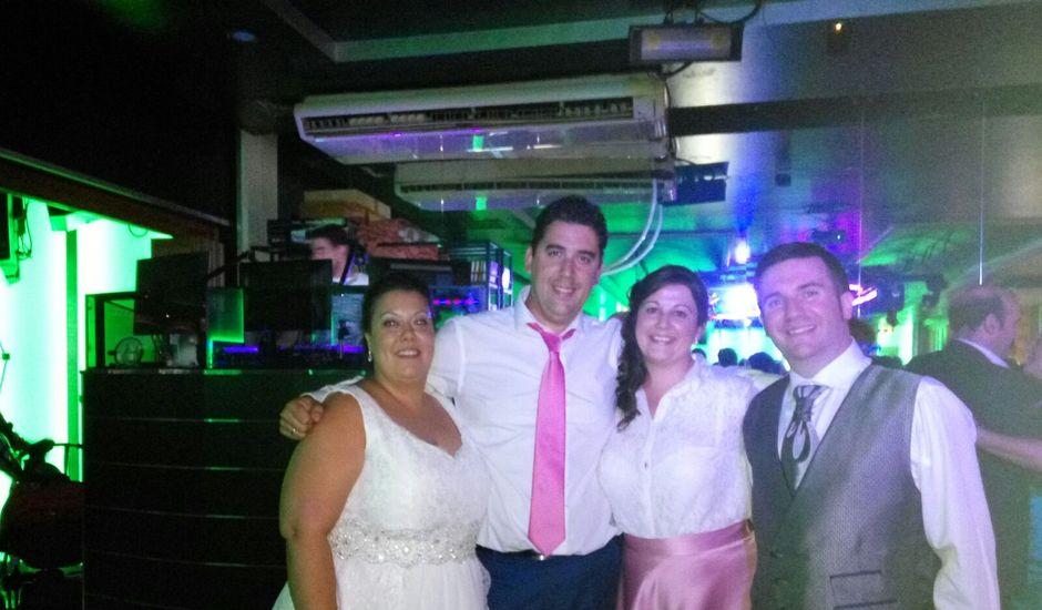 La boda de Francisco Javier y Ana Belen  en Aceuchal, Badajoz