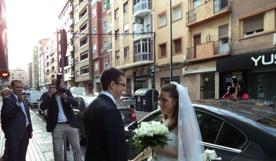 La boda de Jose María y Bella en Zaragoza, Zaragoza