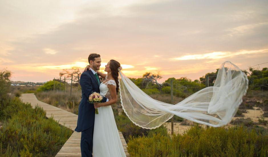 La boda de Daniel y Tamar en San Pedro Del Pinatar, Murcia