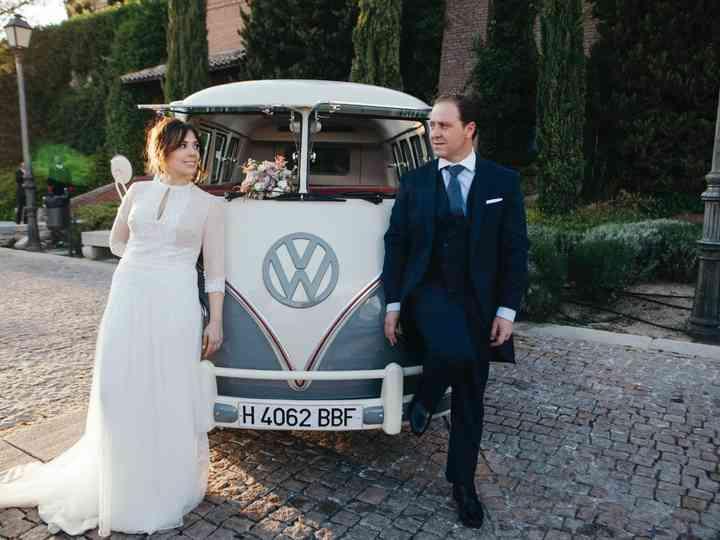 La boda de Belén y Carmelo