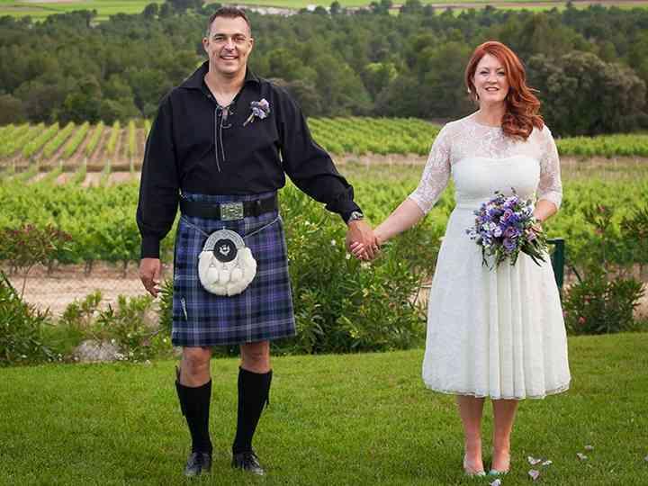 La boda de Erin y Mark
