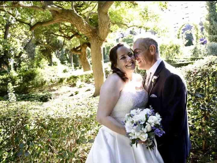 La boda de Begoña y Jose