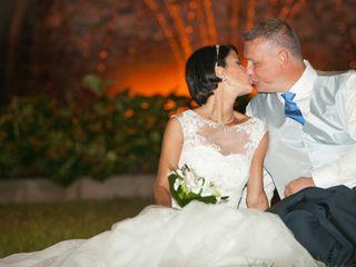 La boda de Bibiana y Víctor