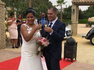 La boda de Eva  y Anto